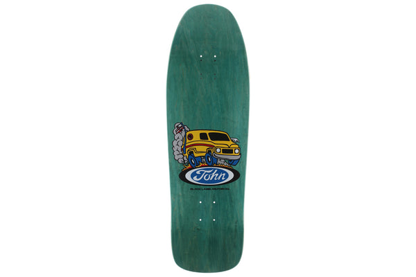 Lucero Man Van Re-Issue Deck