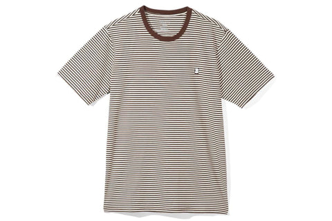 Capital B Striped Tee