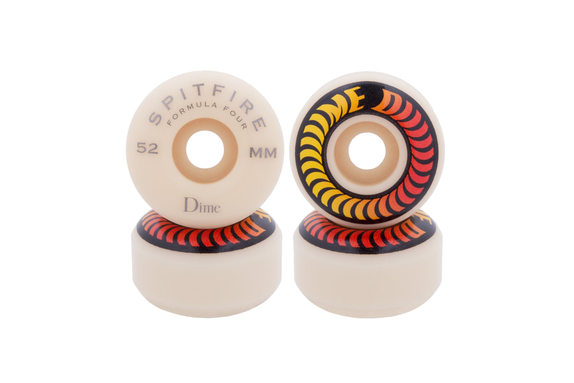 Dime x SF F4 99 Duro | 52mm & 54mm