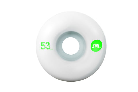 SPF Wheels P6 Wide-Cuts Lizzie Armanto Split Milk 81B
