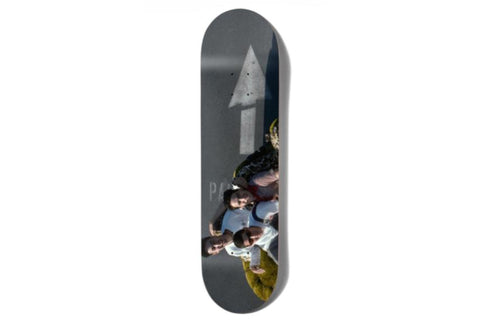Aaron Murray Mini Cruiser Deck - 8.75""