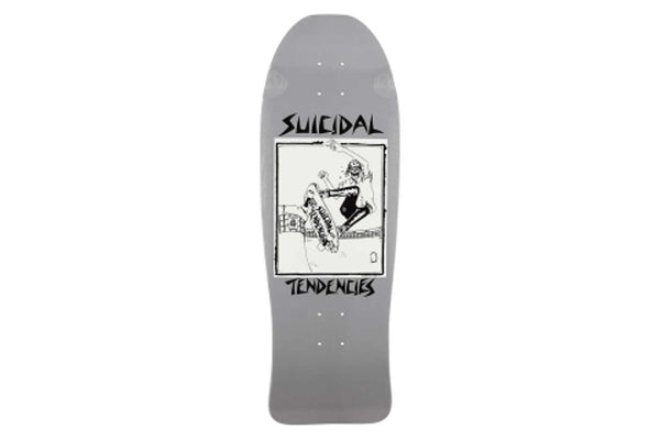 Suicidal Pool Skater Reissue Deck