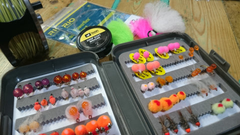 Fly box from high country outfitters jindabyne