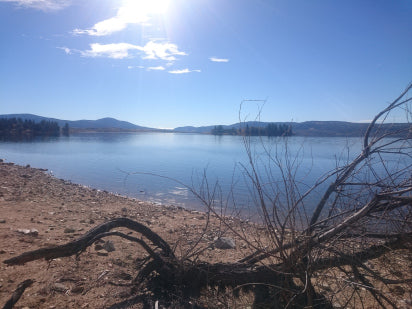 lake jindabyne foreshore flyfishing