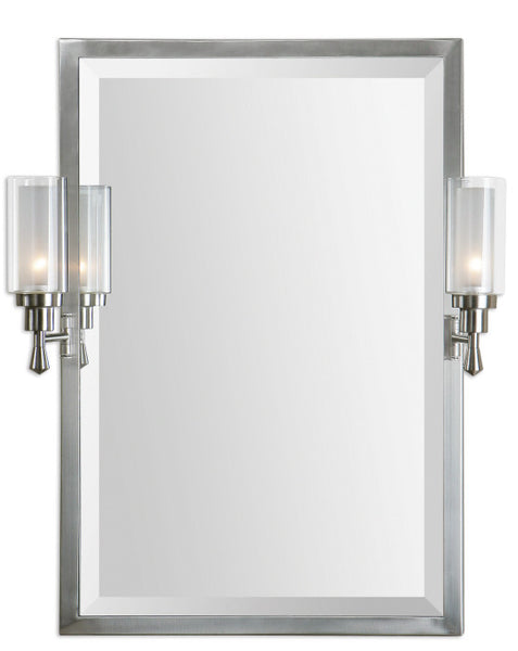 Jolene Double Sconce Mirror