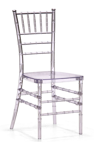 Acrylic Chiavari Dining Chair