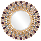 Grace Jeweled Mirror