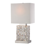 Mini Mother Of Pearl Lamp