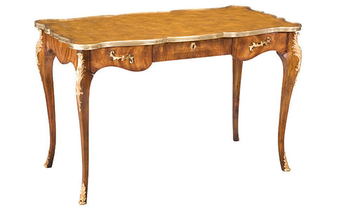 Louis XV Walnut Desk