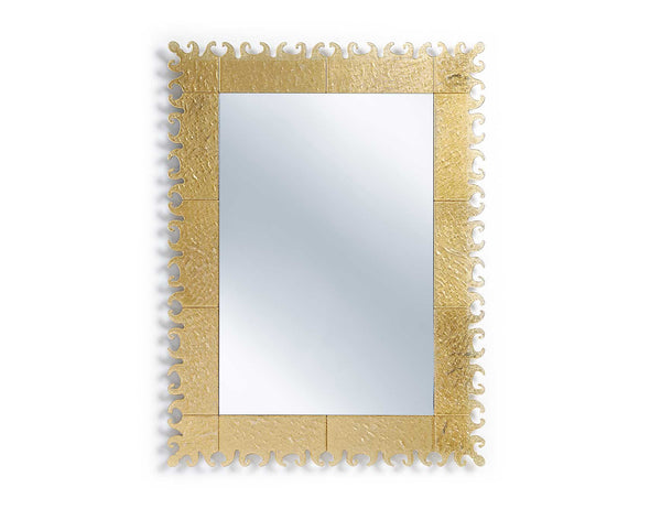 Zia Murano Glass Vanity Mirror