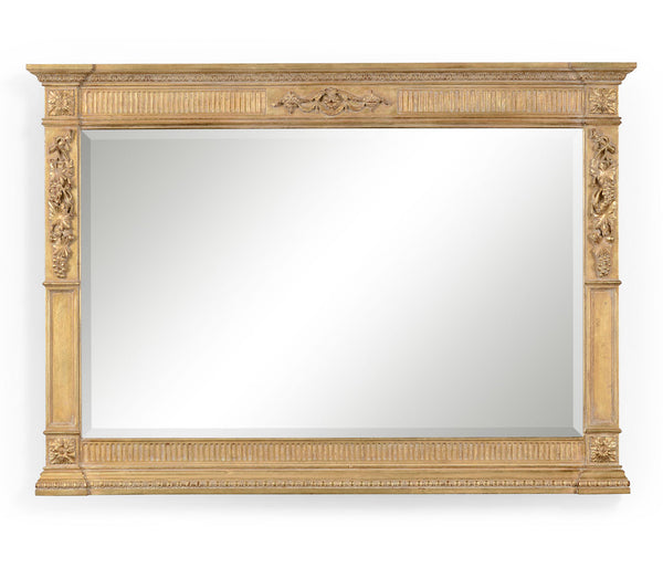 Empire Style Gold Gilt Mirror