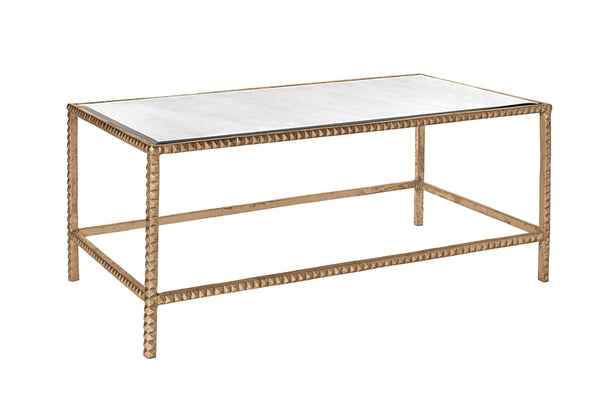 Kiki Golden Stud Coffee Table