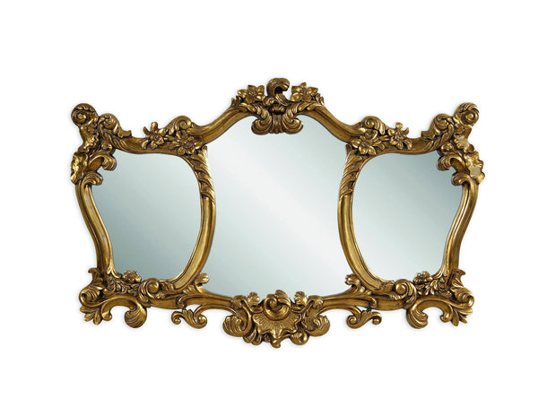 Ceola Gold Mirror