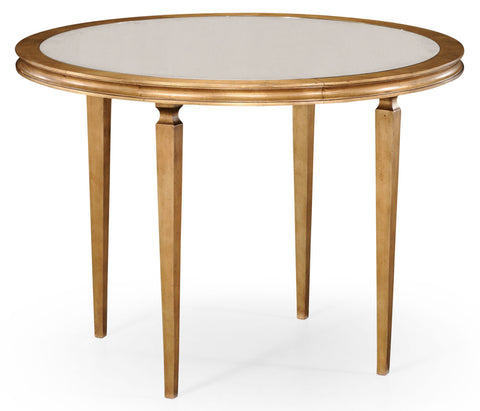 Gini Italian Gilt Breakfast Table
