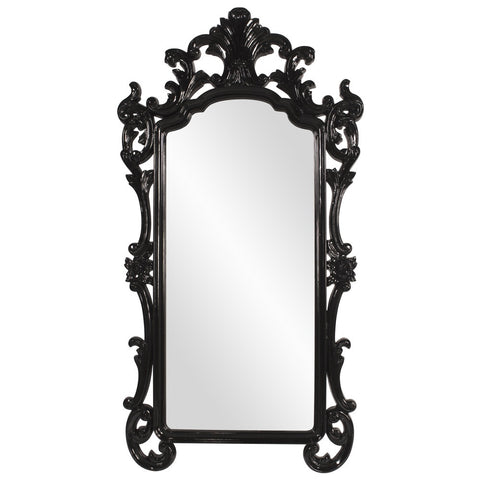 Fiona Oversized Baroque Mirror