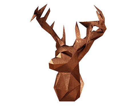 Antler Head Mount