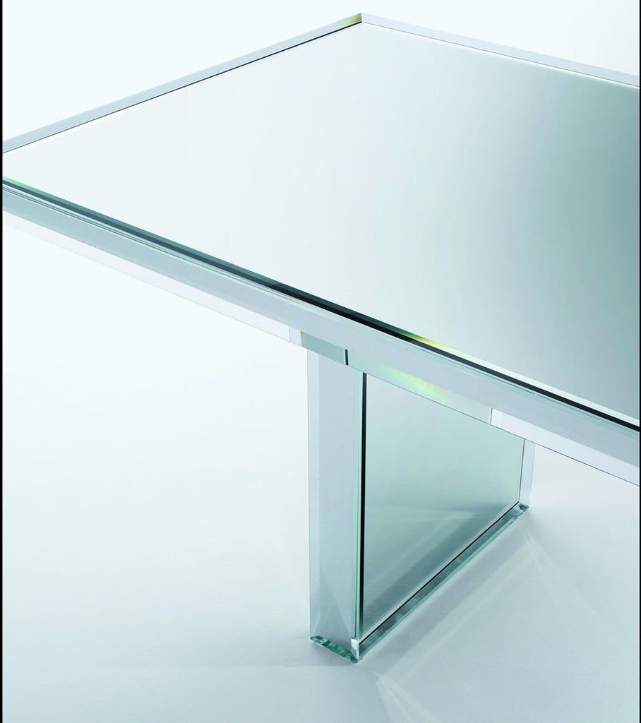 Prism Mirrored Dining Table