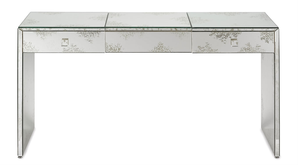 Loretta Mirrored Vanity by Marjorie Skouras