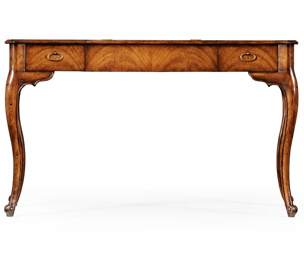 Georgian Walnut Dressing Table