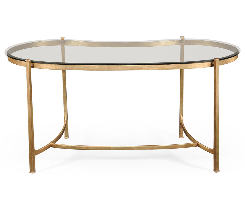 Gables Gold Desk