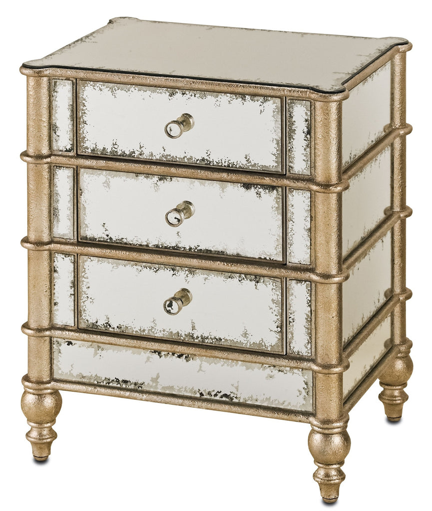 Harlow Three Drawer Chest