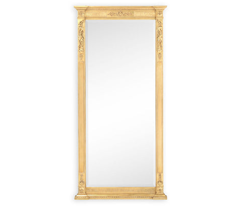 Empress Floor Mirror