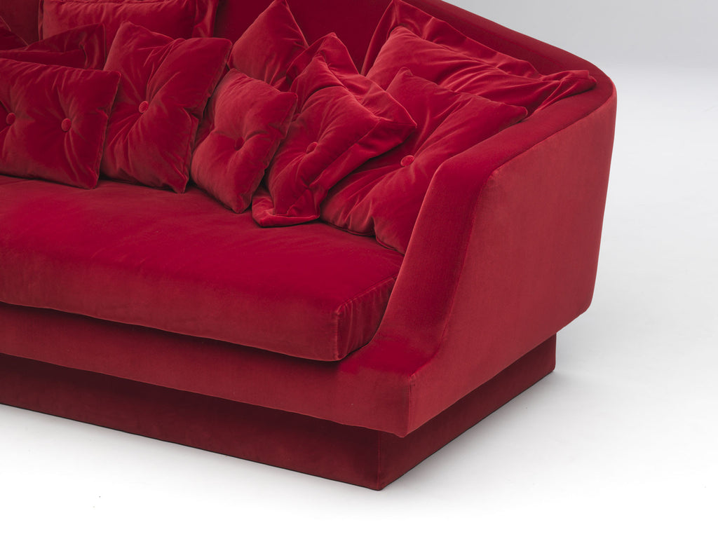 Red Carpet Sofa
