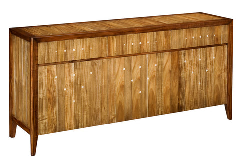 Sarreid Solid Walnut Sideboard