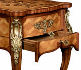 Louis XV Mechanical Writing Table - Ltd. Edition