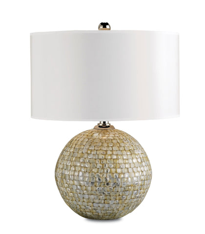Barbados Pearl Table Lamp