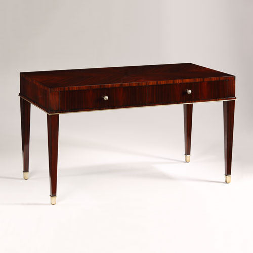 Louis XVI Two Drawer Desk