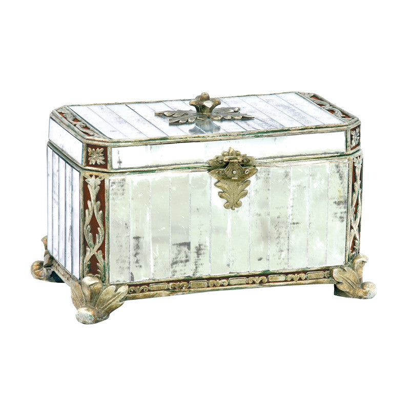 Babette Parisian Mirrored Box