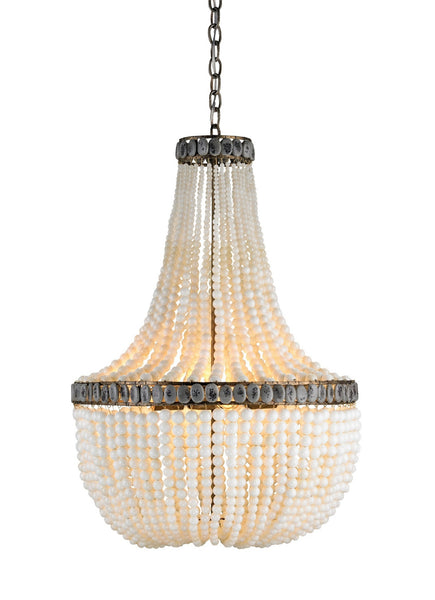 Hedy Chandelier in Cream