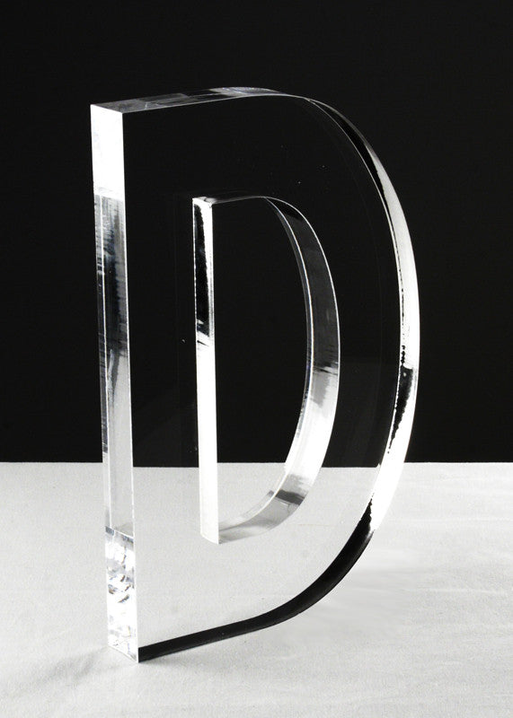 Acrylic Letter