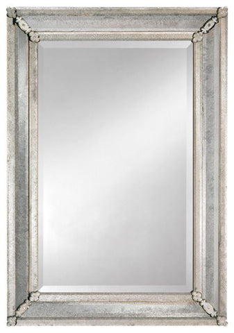 Giada Large Antique Venetian Mirror