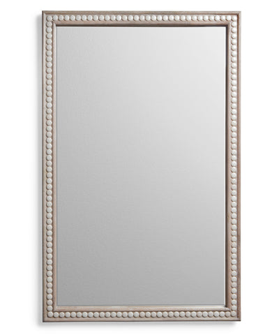 Cream Cabachon Mirror