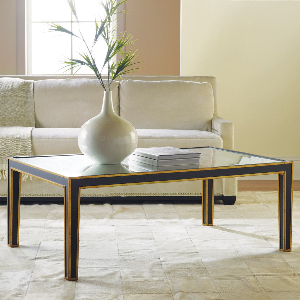 Daphne Mirrored Cocktail Table