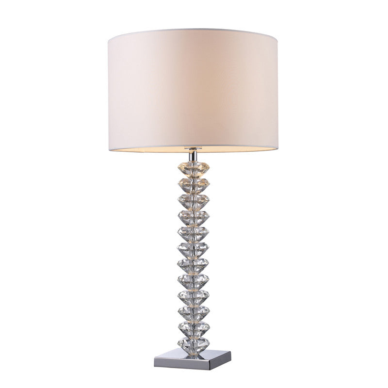 Darla Diamonds Lamp