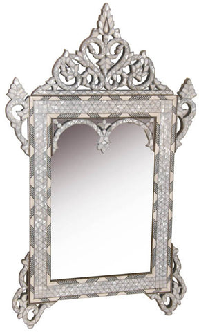 Emma Mother Of Pearl Mirror