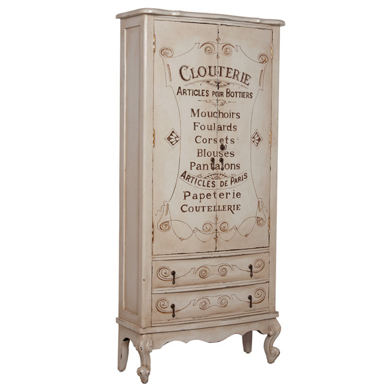 French Lingerie Armoire