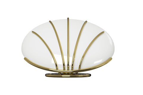 Golden Pearls Table Lamp