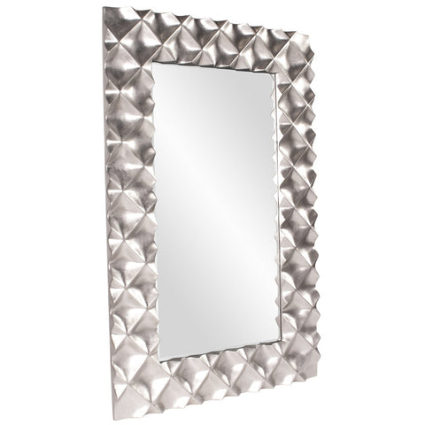 Honeycomb Floor Mirror