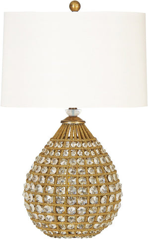 Josephine Crystal Lamp