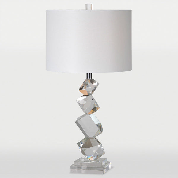 Jo Crystal Table Lamp