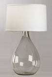 Poseidon Clear Table Lamp