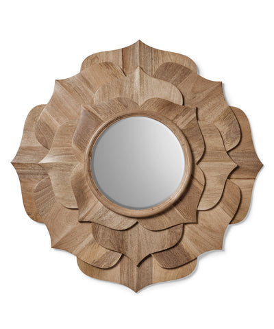 Lotus Mirror, Natural