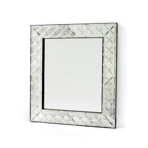 Antiqued Murano Mirror