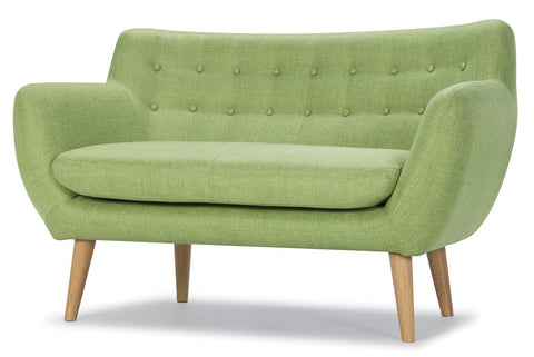 Max Lime Retro Sofa