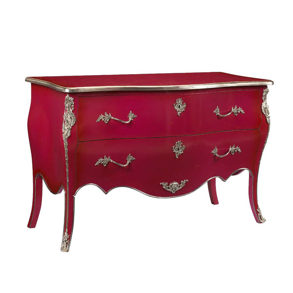 Tracie Pink Bombe Chest