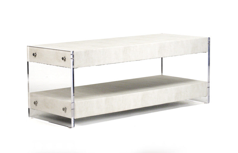 Abella Acrylic Coffee Table